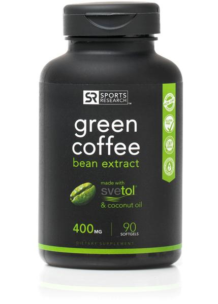 Svetol Green Coffee Bean Nutrition Rite