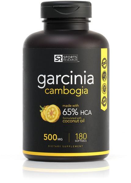 Garcinia Cambogia 65 500mg Nutrition Rite